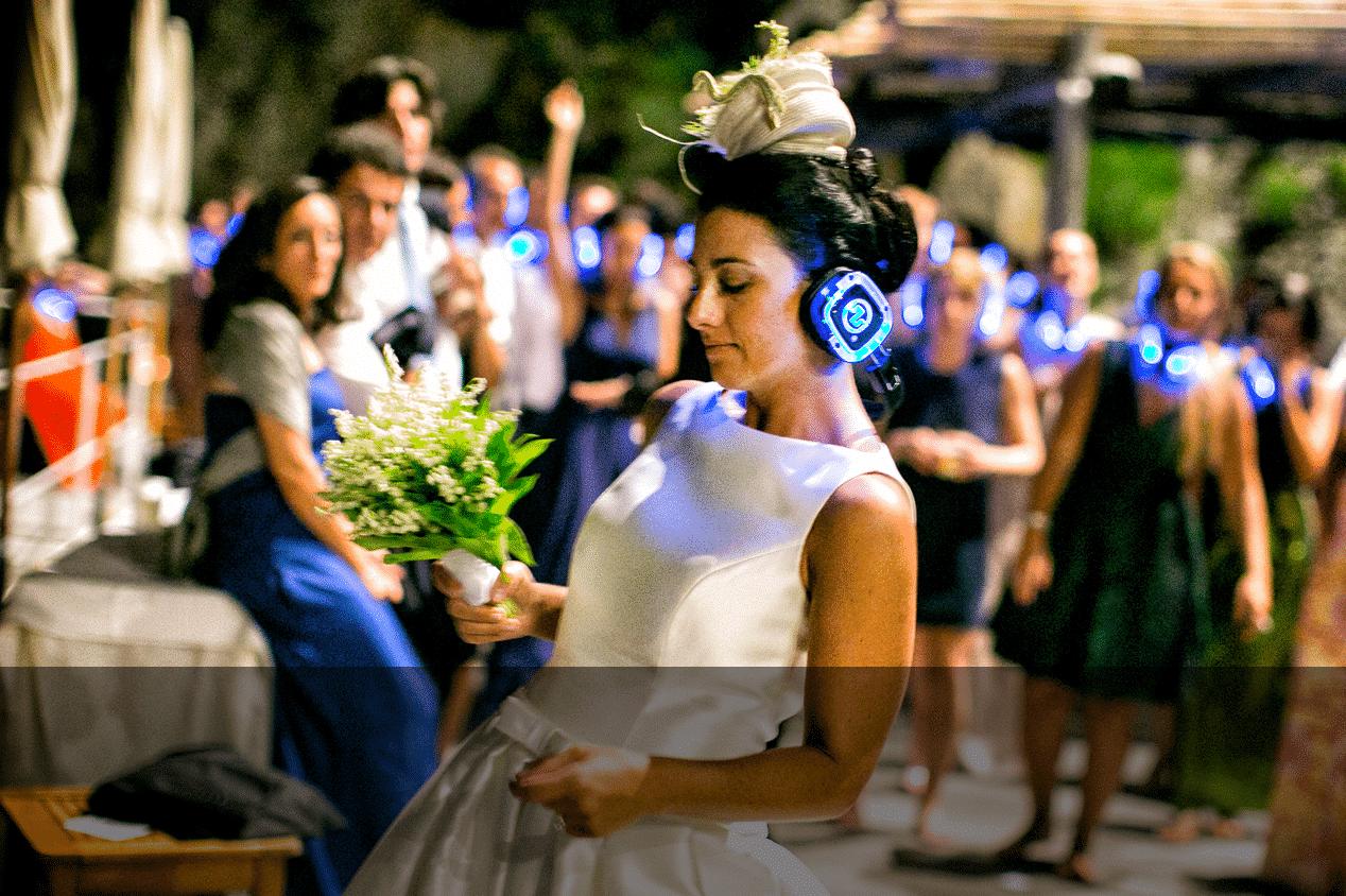 Bodas Silent Wedding