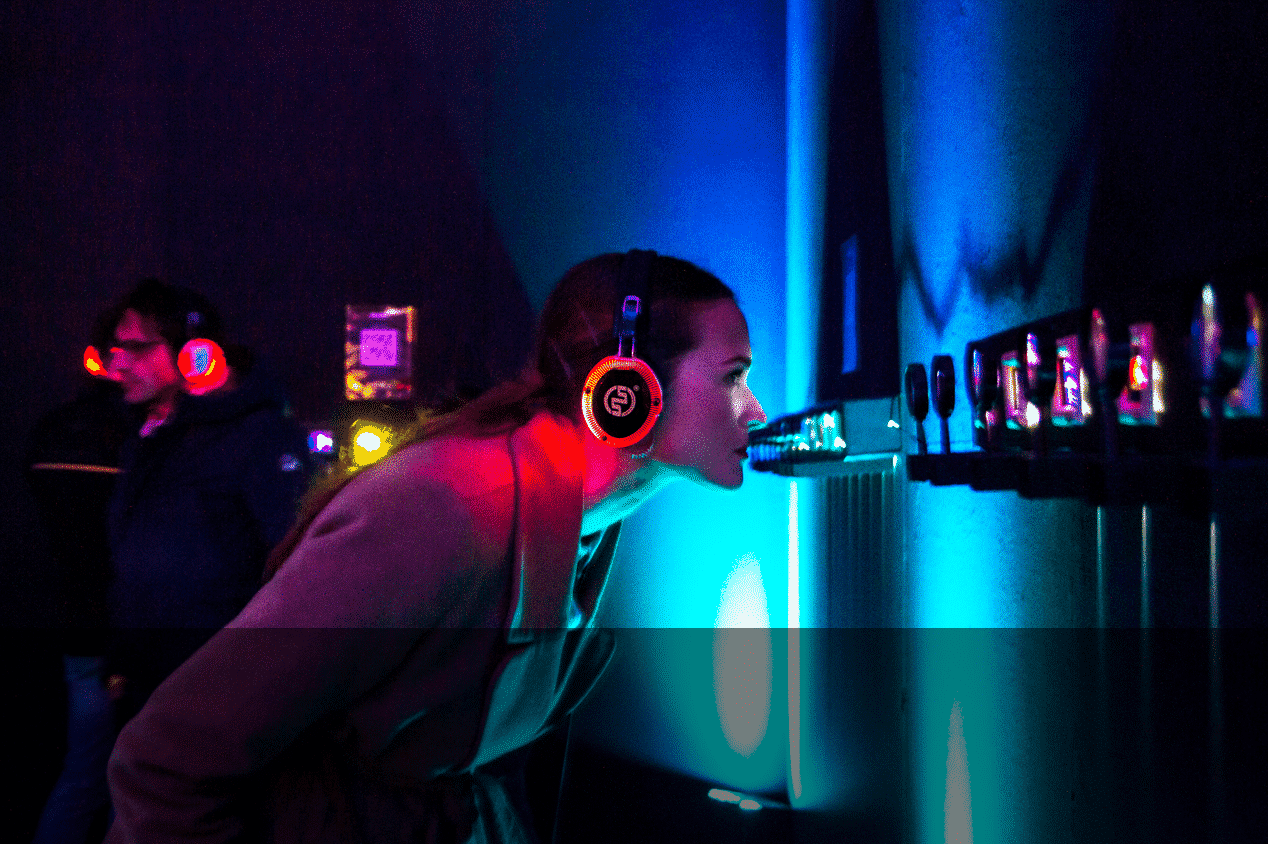 Festivales Silent Disco Experience